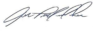 Joe Penland Signature