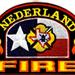 Nederland Fire Dept logo