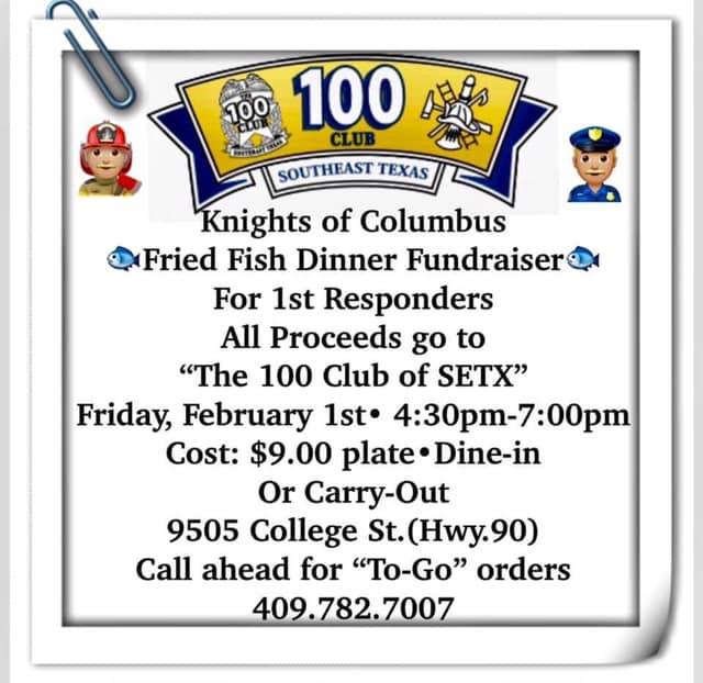 KOC Fish Fry Event Details